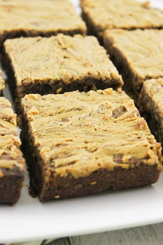 Vegan Peanut Butter Banana Brownies Baking You Happier