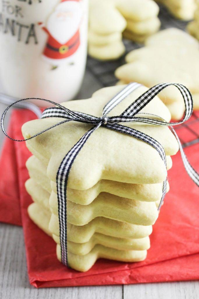 Best Soft Christmas Cutout Sugar Cookies Baking You Happier